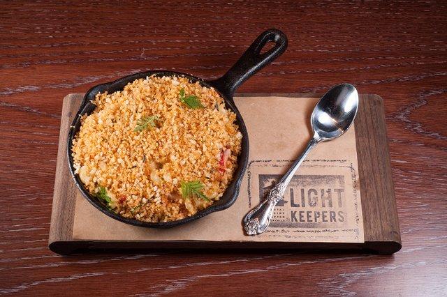 Lightkeeper's Lobster Mac & Cheese