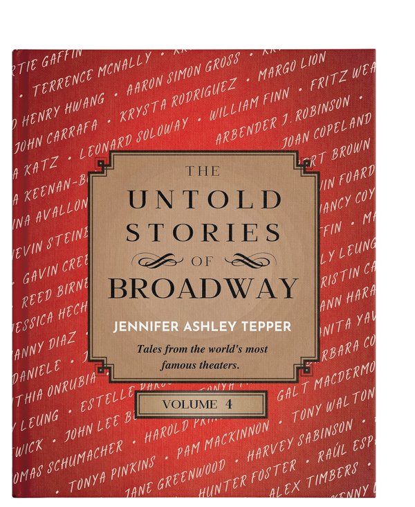 Untold Stories of Broadway, Volume 4 - High Res Cover.jpg