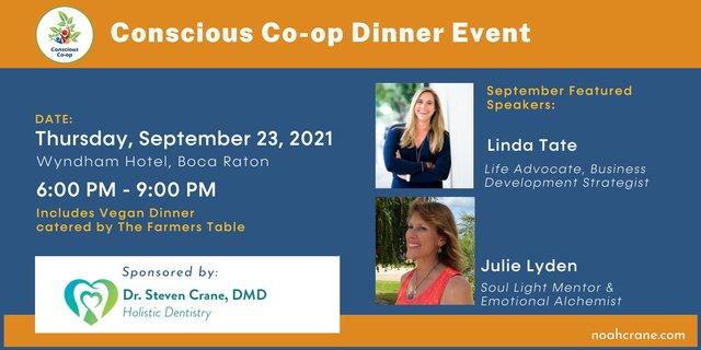 Conscious Co-op dinner invite 1