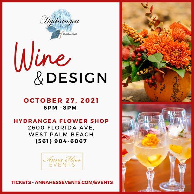 wine&design (Instagram Post)