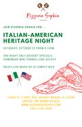 Pizzeria Sophia_Oct 23 Flyer