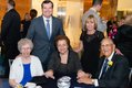 HCEpicureanBack row- Mark Watson and Nancy Watson  Front Row- Sr. Marilyn Canning, Jane and Dr. Robert Conti_web.jpg