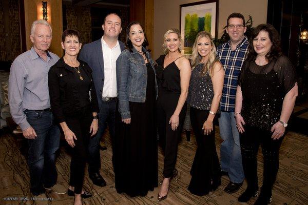 Photo 1 - Robert Primeau and Jan Savarick, Justin & Susie Goldberg, Sandy Beyer, Melissa Emihovich, Adam & Stephanie Ginsburg.jpg