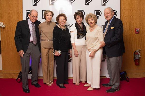 3. Table Host Marilyn Sorkin, Phyllis Levin, Harvey  Levin, Lorraine Rosenblatt, Dr. Gerald Rosenblatt and Rina Gladstone.jpg
