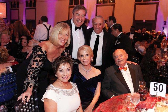 First Row (Seated)- Doris Gillman, Anne & Louis Green Top Row (Standing)- Judi & Mark Larkin, Neil Gillman_web.jpg