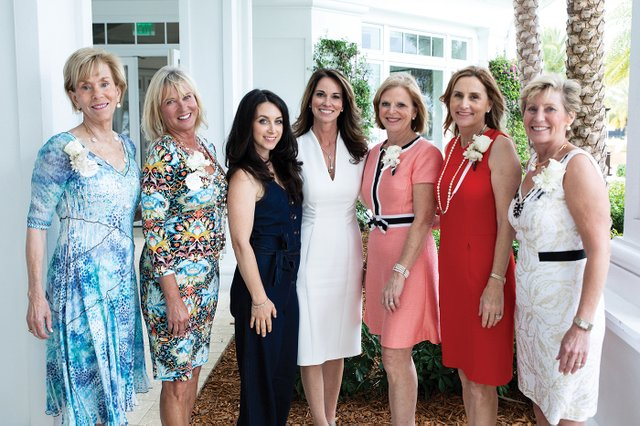 D_D-Leighan Rinker, Deborah Neilson Melissa Bonaros, Jeannine Morris, Cindy Krebsbach, Tandy Robinson, Lisa Mulhall - Coastal Click Photography.jpg