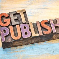 get published in wood type