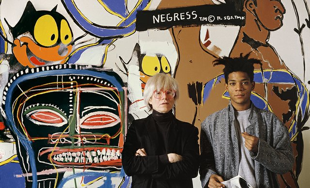 35. Tseng Kwong Chi, Andy Warhol, Jean Michel Basquiat collaboration (New York).jpg