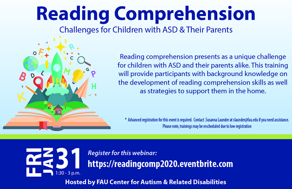 - Reading Comprehension: Challenges For Children With ASD & Their