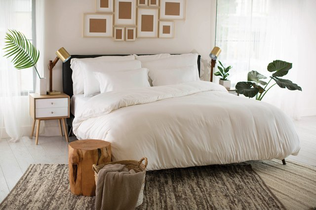 Cariloha - White Made Up Bed.jpg