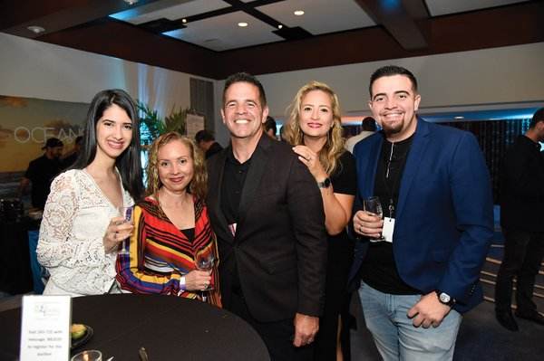 Rosemary Perez, Judith and Christian Cedena, Cristina Loor, Junior Cedena.jpg