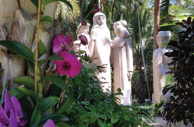 Photo 3 - Ann Norton Sculpture Gardens Seven Beings_photo courtesy of ANSG.jpg