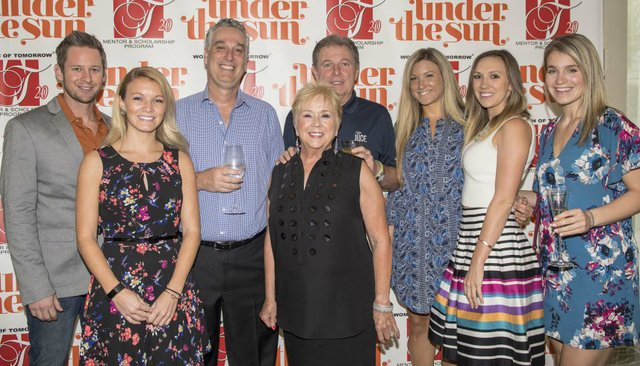 Teddy Kaufman, Lindsey Stephens, Jeff Levine, Sue Shaffer, Steve Shaffer, Ashley Shaw, Chelsea Trotta & Maddie Cummings_WOTJJ18.jpg